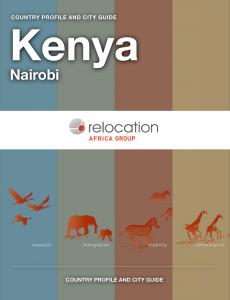 Guide - Kenya Cover