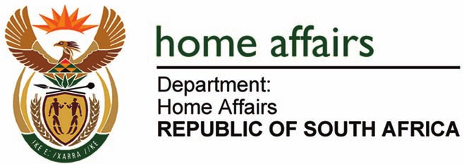 SA Home Affairs Update: Change of Status Revision