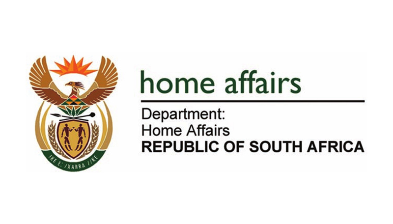 Image result for home affairs south african coat of arms